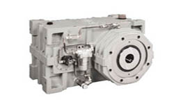 extruder helical worm helical planetary gear gearbox machine manufacture tirex transmission